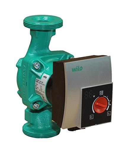 Wilo nassl della pompa di effizien YONOS PICO tipo 30/1–6, RP 11/4pollici, 180mm, 4164005