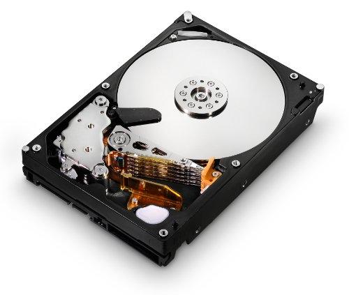 Hitachi Deskstar 0F12117 2TB interne Festplatte (8,9 cm (3,5 Zoll), CoolSpin rpm, 6Gbps 32MB Cache, SATA III)