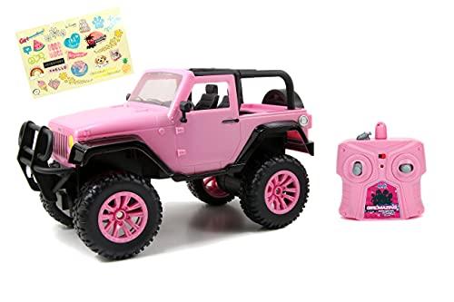 autos a control remoto fabricante Jada Toys