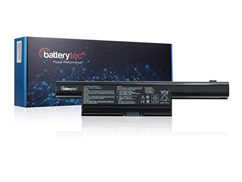 Batterytec® Batterie pour ASUS A32-K93 A41-K93 A42-K93, ASUS A93 A93S A93SM A93SV A95 A95V A95VM K93 K93S K93SM K93SV K95 K95V K95VM. [10.8V 4400mAh, 12 Mois de Garantie]