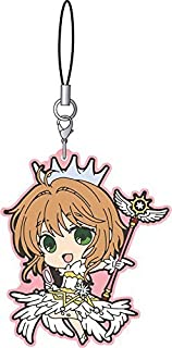 Cardcaptor Sakura Clear Card Sakura Angel Outfit Character Rubber Strap Mascot Collection Anime Art