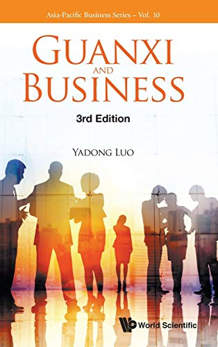 Guanxi and Business, 3rd Edition Front Cover