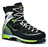 Asolo Alta Via GV Mountaineering Boot - Women's - 7.5 - Black/Green