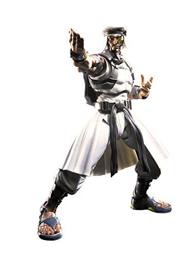 Rashid Figura 15 Cm Street Fighter V SH Figuarts