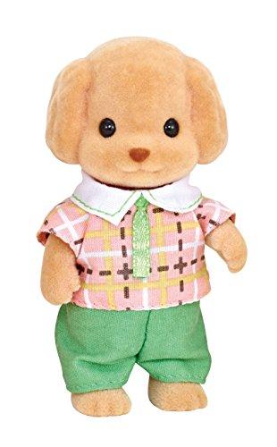 シルバニアファミリー 人形 トイプードルのお父さん