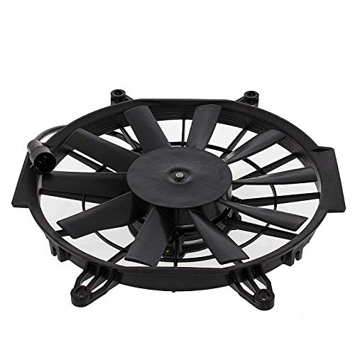 can am renegade 800 cooling fan - 3