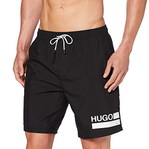 Hugo Herren Bondi Badehose, Black1, S