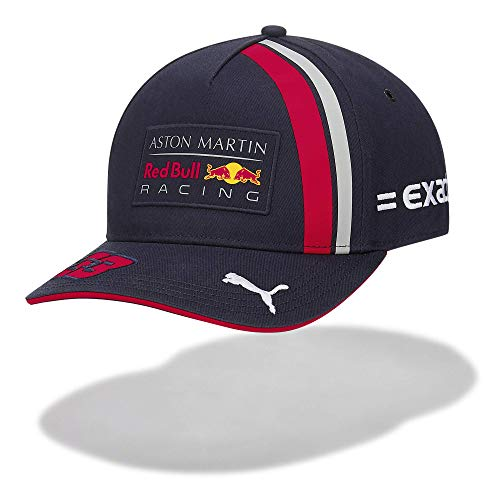 Red Bull AMRBR Verstappen BB Cap Casquette de Baseball, Blau, Einheitsgröße Mixte