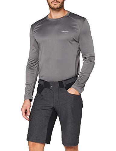 VAUDE Short Tremalzo III pour Homme XL Noir