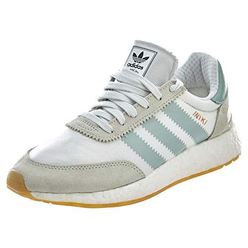 adidas OriginalsEOY84 - I-5923 Mujer, Blanco (Blanco/Verde), 40 EU