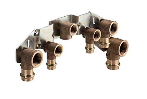 Viega 2229 - Unidad montaje 2229 para caldera junkers 1/2