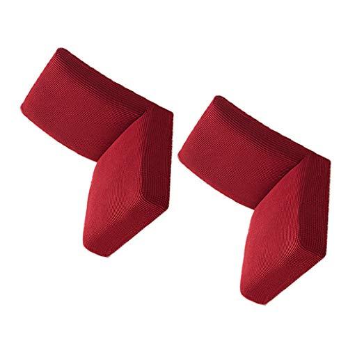 Fenteer Fundas Elásticas para Sillas para Sillas con Altura de Mostrador, 2 Unidades