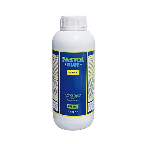 ECOIL SAS Additivo Fastol Blue Diesel TRZ da 1 litro - Pulisce condotti e iniettori e ottimizza Il rendimento del Motore