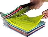 Umydeal - Organizer per armadietti e cartelle, formato standard (10 pezzi)