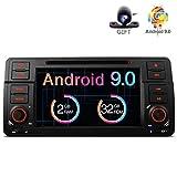 Freeauto pour BMW E46/320/325 Quad Core 17,8 cm Android 8.1 stéréo de voiture...