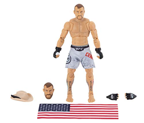 UFC Ultimate Series Limited Edition Donald Cerrone Collector Action Figure