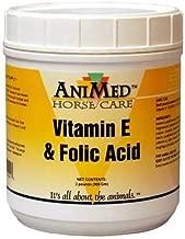 AniMed Vitamin E and Folic Acid Supplement for Horses, 2-Pound
