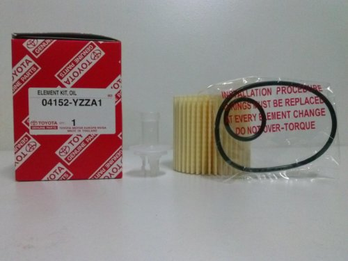 Genuine Toyota 04152-YZZA1 Oil Filter