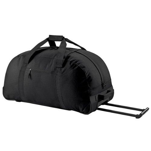 Bagbase - Bolsa deportiva / de viaje con ruedas (Talla Únic