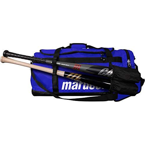 Marucci Team Utility Duffel Bag, Royal Blue