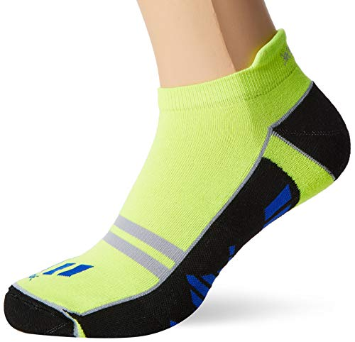 BURLINGTON Herren Running M SS Laufsocken, Gelb (Lightning 1690), 40-46 (UK 6.5-11 Ι US 7-12)