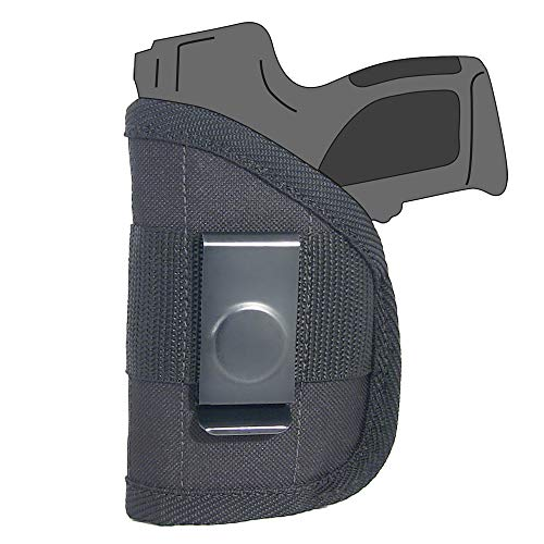 IWB Concealed Holster fits Taurus Millennium Pro G2 PT-111 with 3.2' Barrel with Viridian Laser