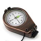 Autokompass, Outdoor-Klimbing North Nadel Movement High Accuracy für Wandern, Camping, Motoring, Boating, Backpacking