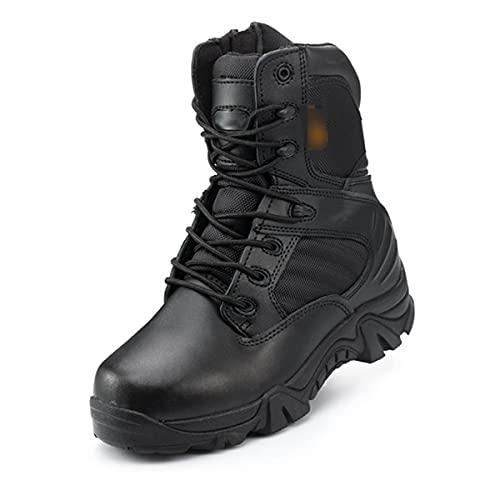 Al aire libre Senderismo Zapatos de los Hombres Profesional Senderismo Camping Caza Zapatos Impermeable Militar Botas