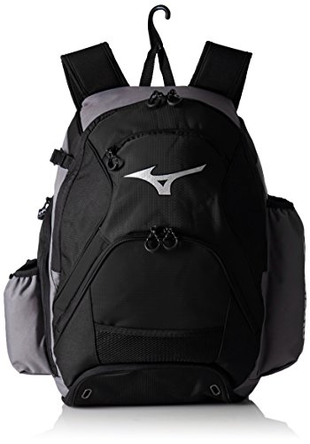 Mizuno 360265.9190.01.0000 MVP Backpack One-Size Grey-Black