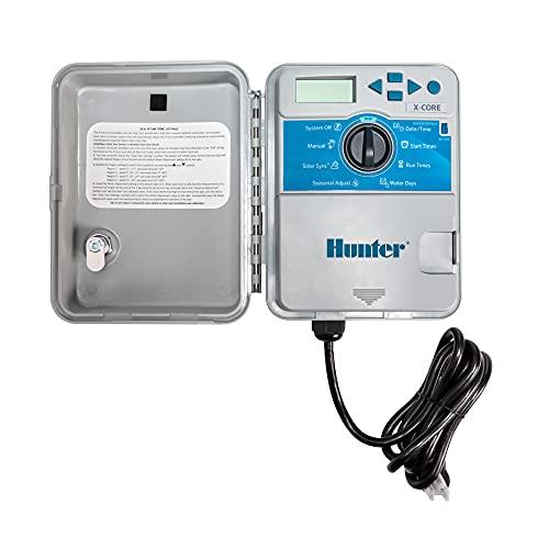 Hunter irrigazione computer, XC-401-Estazioni,...