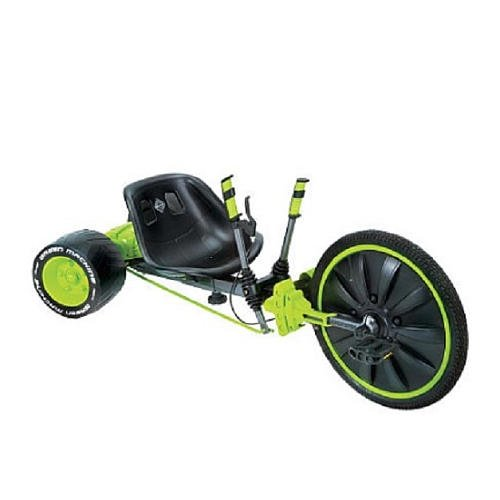 """Huffy 2006 Green Machine 20"""" Front Wheel Green with Black"""