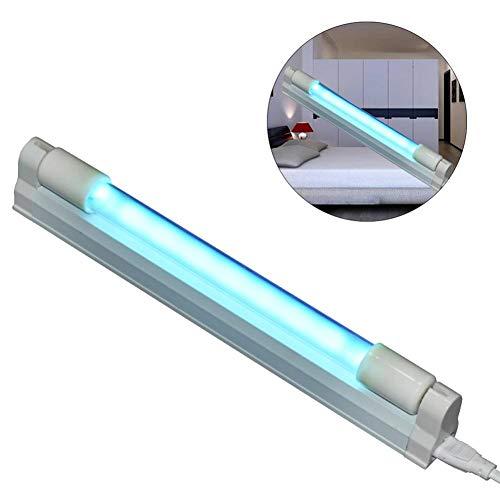 HCCX Ultraviolet Lichtbuis G5,UV Germicide Lamp Duurzame Kwartslamp UVC LED 6W, Niet-giftig, Ultraviolet Ozon Lamp, Bacteriedodende Lamp, Mite Killing Lights