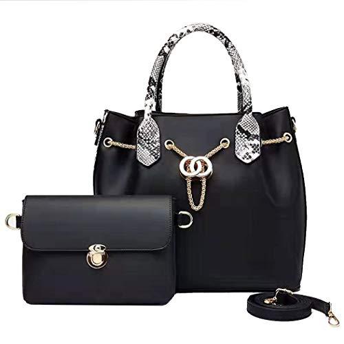 TEBIEAI Women's Backpack Handbags Ladies Rucksack Shoulder Bags PU Leather Mini Anti-theft Dayback TEUK71185 Black