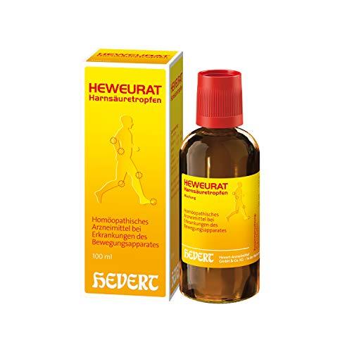 Heweurat Harnsäuretropfen Hevert, 100 ml Lösung