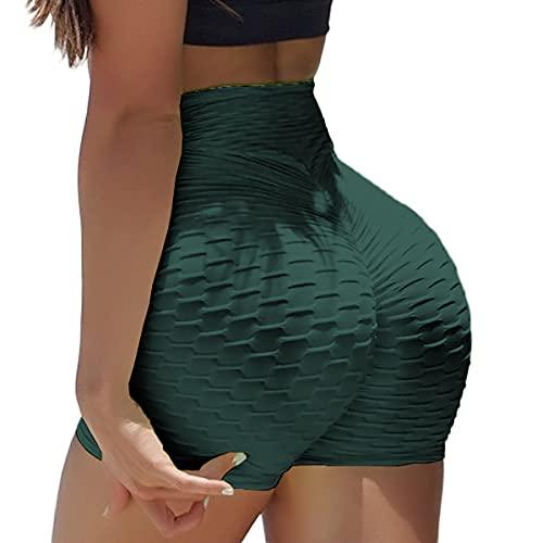 INSTINNCT Short de Sport Femme Anti-Cellulite Legging Court Sexy Push Up Taille...