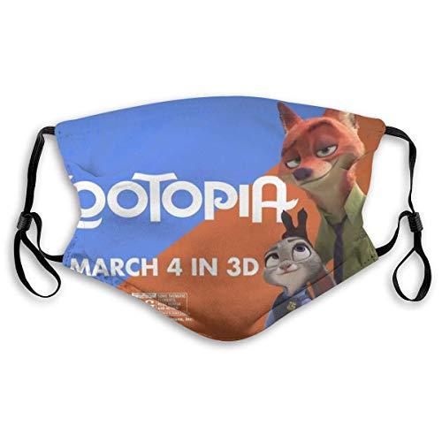 eneric Winddichtes Zootopia-Poster für Erwachsene mit Filter sind in zwei Größen erhältlich