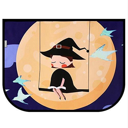 Sombrilla de la Ventana del Coche Parasol de Coche Infantil, Sombra de Dibujos Animados del Coche Universal Cortina para los Coches de los niños Accesorios