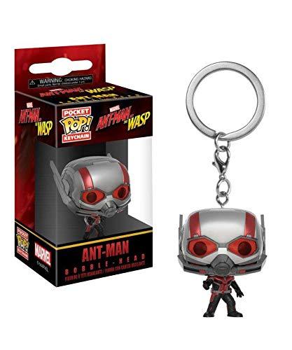 Popsplanet Ant-Man Mask Keychain