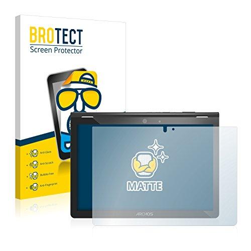 BROTECT 2X Entspiegelungs-Schutzfolie kompatibel mit Archos Oxygen 101 Displayschutz-Folie Matt, Anti-Reflex, Anti-Fingerprint