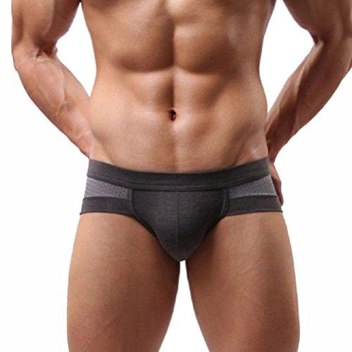 Xinantime Bóxer para Hombre, Pantaloncini Pugili Mutande Slip Morbidi