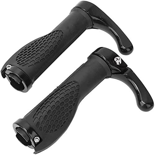 XINKONG 1 par Ciclismo Montaña Mountain Grips Handlebar Grips Handle Bar Grip End ACOPLARSE Accesorios ergonómicos Antideslizantes y Anti-Shock.