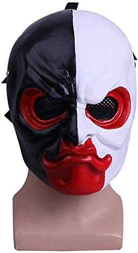 Max 67% OFF Mask halloween props cos Halloween New products world's highest quality popular : RMCX mask Color A