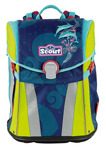 Scout Sunny Schulrucksack Set 4 tlg. Florida