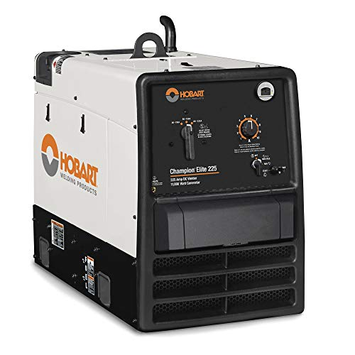 Champion Elite 225 Welder/Generator