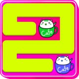 Cafe Cat brain games free with brain test tricky puzzles games for adults