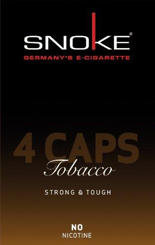 SNOKE CAPS Tobacco ohne Nikotin