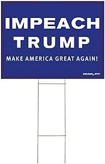 yard sign anti trump