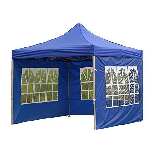 Tela De La Sombra del Sol Tienda de tiendas de tiendas de tela Oxford Placa a prueba de lluvias a prueba de agua plegable a prueba de agua a prueba de viento y ajuste duradero for la mayor parte de la