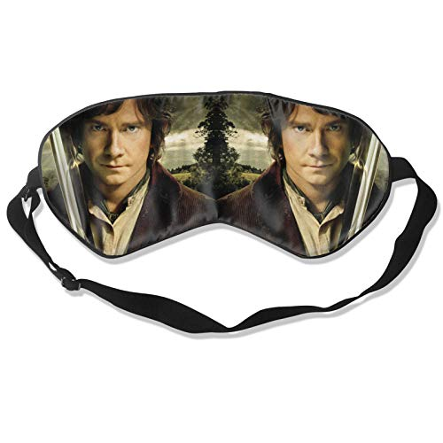 Smaug 3D-Druck Ostern TV Show The Ho-bbit The Ho-bbit An Unexpected Journey Movies Eye Schlafmaske Eyepatch Sleeping Shade Cover Unisex 3D Print Ostern