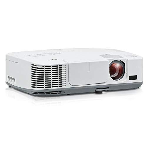 NEC M311W 3LCD Beamer (3100 ANSI Lumen, 3000:1, WXGA 1280x800, HDMI), OHNE Lampe & FB